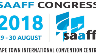 SAAFF Congress 2018 in Cape Town, South Africa