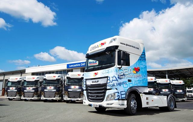 GBA Backs Up Business Confidence With Largest-Ever Fleet Expansion