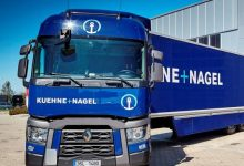 Kuehne + Nagel equips new fleet vehicles with turning assistants