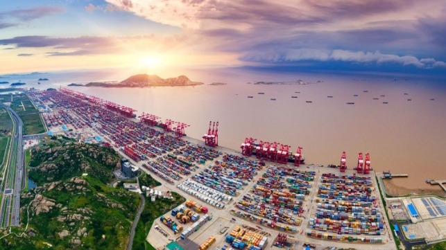 Top 10 World's busiest seaports
