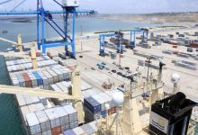 New container terminal boosts capacity at Mombasa Port