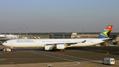 Top 10 largest airlines in Africa