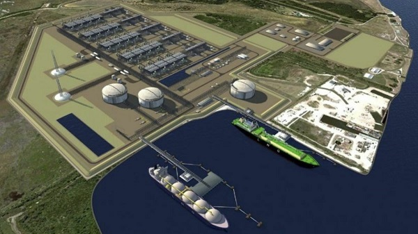 Mozambique LNG project gets $15b debt financing