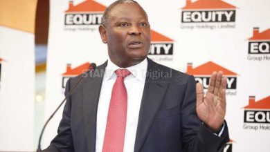 Equity's James Mwangi scoops Oslo Business for Peace award