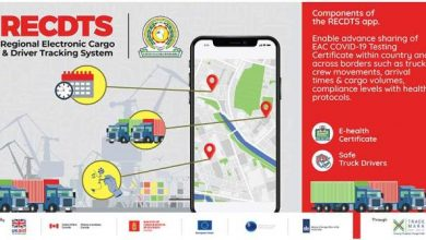 EAC rolls out Regional Electronic Cargo and Driver Tracking System(RECDTS)