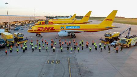 DHL Express is one of the best places to work in the world-survey