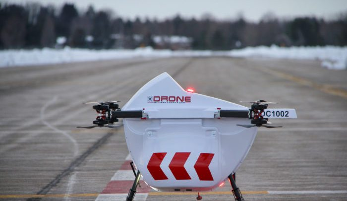 Drone Delivery Canada announces letter of intent with Astral Kenya