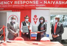 Isuzu opens emergency road accident response center in Kenya