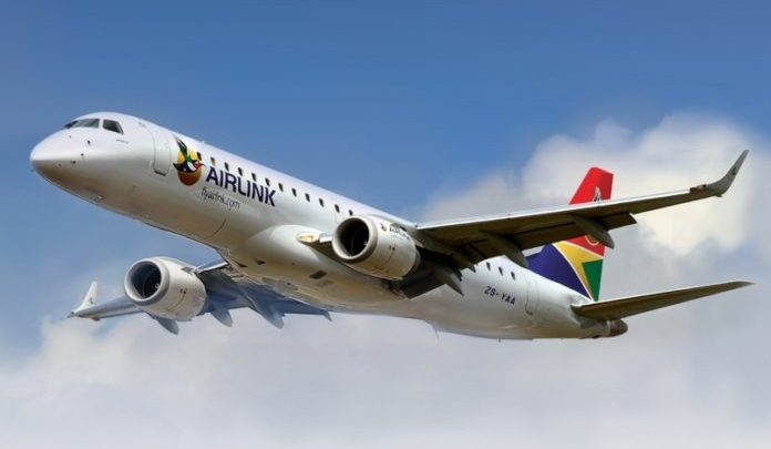 Regional airline Airlink reconnects Johannesburg with Windhoek
