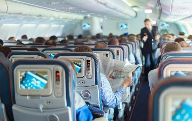 Research Points to Low Risk for COVID-19 Transmission Inflight