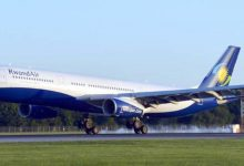 RwandAir restarts London, Brussels flights