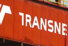 South Africa's Transnet reports increase in revenue