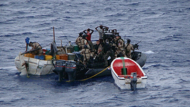 Pirates are kidnapping more seafarers off West Africa, IMB reports