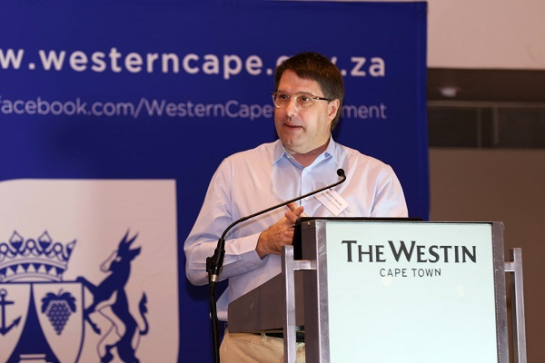 Creating a world-class and competitive Port of Cape Town
