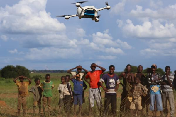 Poor countries punch above their weight in frontier technology adoption