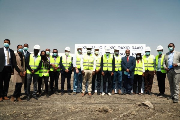 Construction begins on huge data centre in Ethiopia