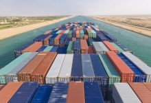 Container markets face high rates and canceled sailings after Suez incident