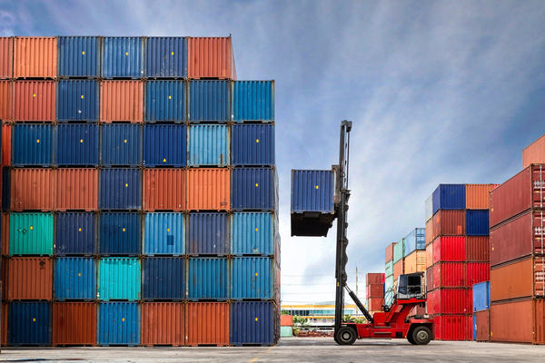 Shipping during COVID-19: Why container freight rates have surged