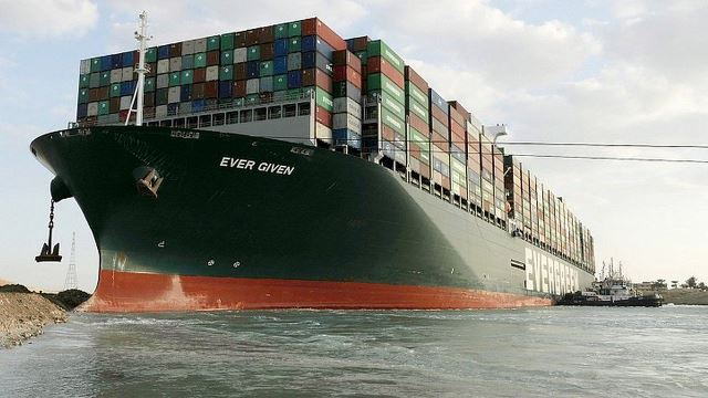 AKE Special Insight –The Ship In The Suez