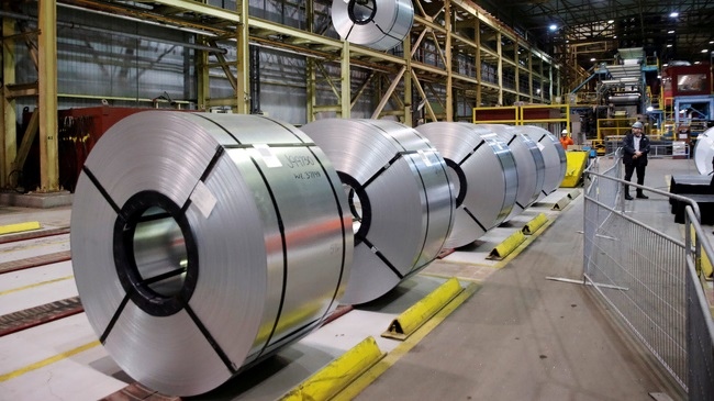 South African market reels from steel shortages