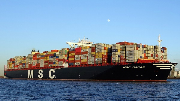 MSC introduces global electronic bill of lading (eBL)