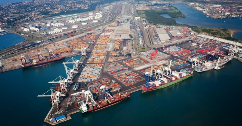 South Africa seeks to boost ports efficiency to attract investment