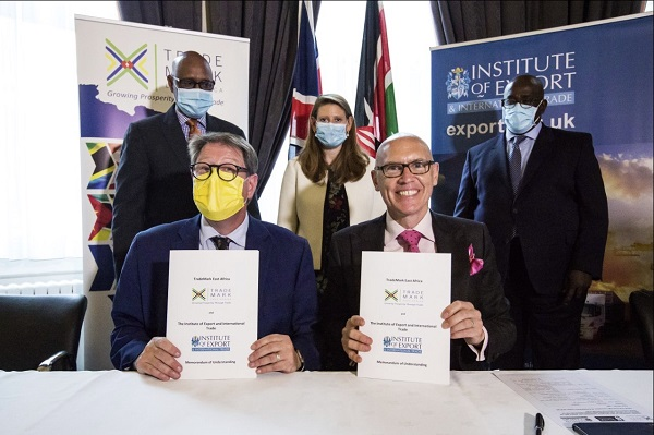 TradeMark East Africa and UK's Institute of Export ink agreement to boost UK – Kenya Trade