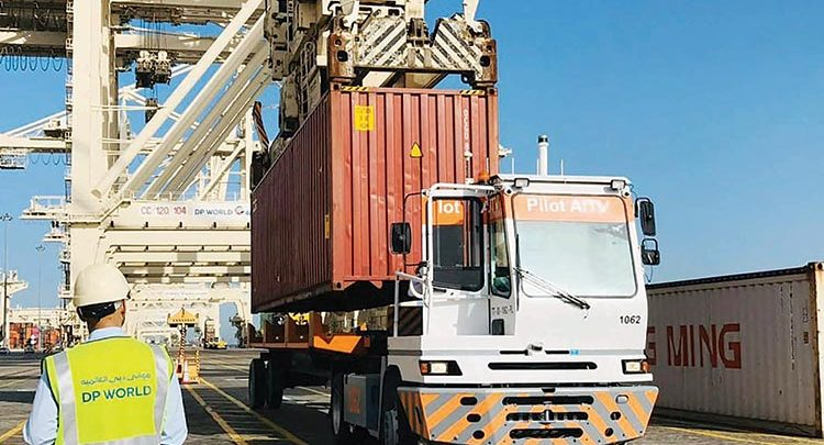 DP World strengthens African business in H1 2021